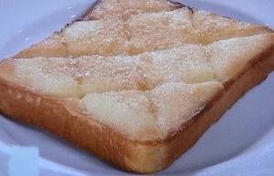 ほぼメロンパンなトースト