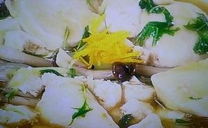 鶏むね肉と豆腐のとろみ煮