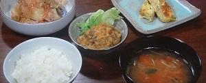笠原正弘流朝食のレシピ