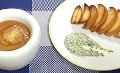濃厚魚介スープのレシピ