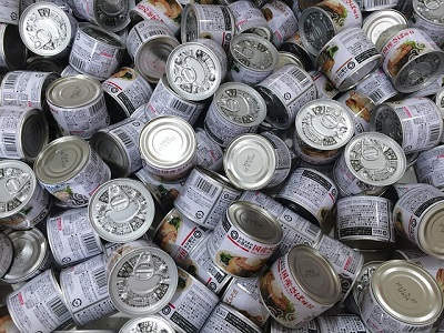 サバ 缶 あら汁