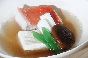金目鯛の淡煮のレシピ