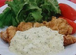 チキン南蛮のレシピ