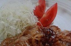 豚のしょうが焼きのレシピ