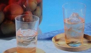 藤巻あつこさんの梅酒