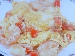 陳龍誠の卵炒め