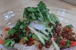 肉味噌和え麺