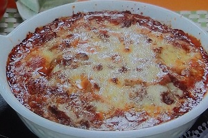簡単ラザニアのレシピ