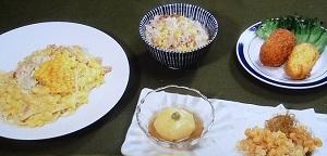 トウモロコシ料理