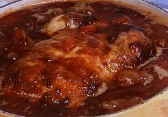ロティサリーチキン丸ごと煮込みカレー