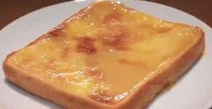 プリンフレンチトースト