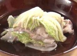 豚と白菜のミルフィーユ