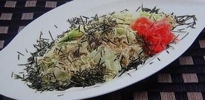 汁なしインスタント麺