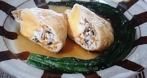 砂金豆腐のレシピ
