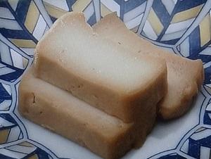 味噌漬豆腐
