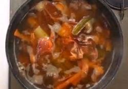ベジブロス、スープ