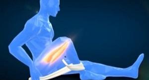 ひざ痛をやわらげる運動