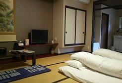 民宿、和室