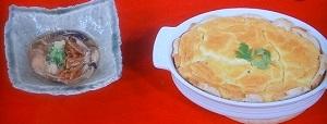 フラスパンのスフレ&煮物