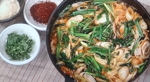 キムチいい鍋
