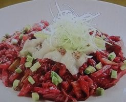 料理王、チンさんのレシピ