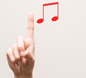 音楽、音符