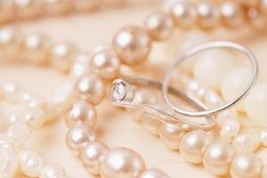 宝石、パール、真珠