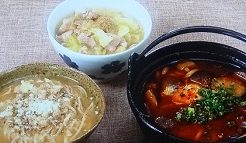 アレンジ麺
