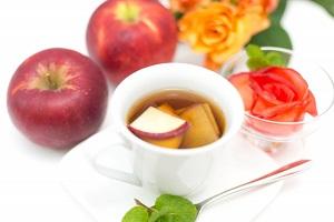 りんごデザート、スイーツ