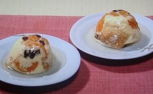 キャビネットケーキ、プリン
