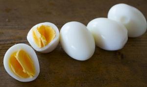卵、ゆでたまご