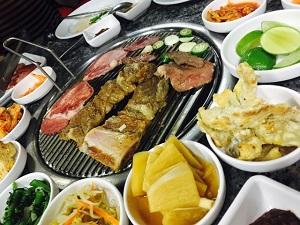 韓国料理、焼肉