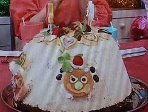 藤あや子のアイスケーキ