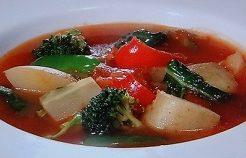 ビタミンCトマトスープ
