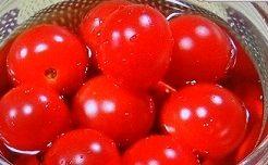 トマトはちみつ味