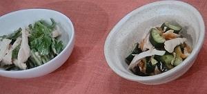 サラダチキンのレシピ