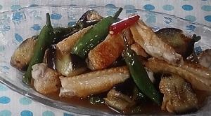 鶏肉と夏野菜の南蛮漬けのレシピ