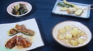 きゅうりのレシピ