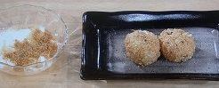 米ぬかヨーグルト、おにぎり