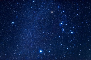 星空、宇宙