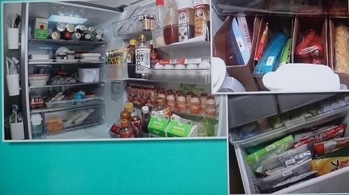おさよ冷蔵庫収納術