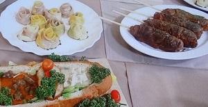 コストコ、肉巻き、餃