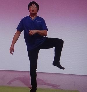 ロコモ体操