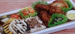ユッキーナ&大島のお弁当レシピ