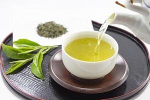 緑茶、お茶