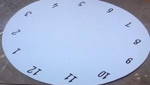 プチプラ時計リメイク
