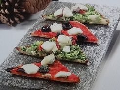 クリスマスピザ