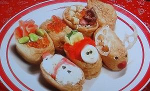 いなり寿司&稲荷そば