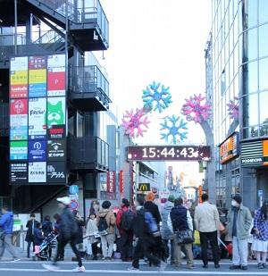 原宿、東京