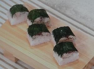 さば寿司、サバ